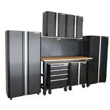 Inexpensive Garage Cabinets Husky Garage Storage Storage U0026 Organization The Home Depot