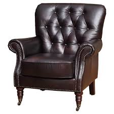 Designer Leather Armchair Leather Chairs You U0027ll Love Wayfair