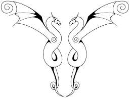 simple dragon head drawing how to draw a dragon head step by step