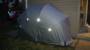 cycle shell cycle shell flip cover garage
