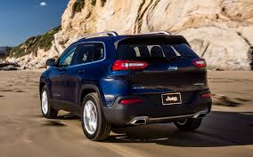 jeep station wagon 2018 image 3 of 50 2018 jeep cherokee limited v6 exterior 014 the