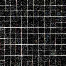 Black Sparkle Floor Tiles For Bathrooms Black Sparkle Mosaic Tiles Solar Glass Tiles 325x325x4mm Tiles
