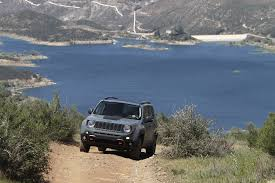 vintage jeep renegade jeep renegade trailhawk looks comical but is serious fun off road