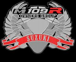 suzuki emblem suzuki m109r club 2xl patch emblem revo cycle