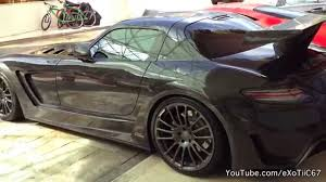 mansory mercedes sls full carbon mansory cormeum sls amg from ukrania spotted in