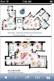 tv show apartment floor plans outstanding full house tv show floor plan gallery best
