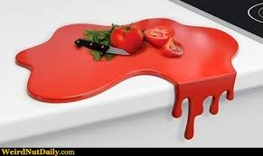 funny cutting boards funny pictures weirdnutdaily deceptively bloody cutting board