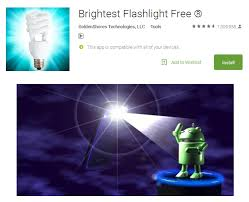 free flashlight apps for android top 15 best free flashlight apps brightest torch app andy tips