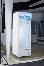 beverage cooler with glass door display glass door wine fridge beer cooler bottle cooler lg 400w