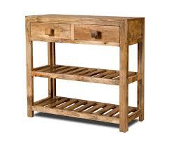 light wood console table dakota light mango small console table casa bella furniture uk