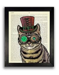 stupendous steampunk wall art for sale science posters x art