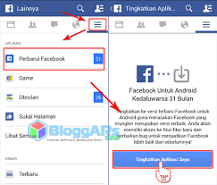 membuat facebook yg baru cara membuat status facebook dengan background warna terbaru