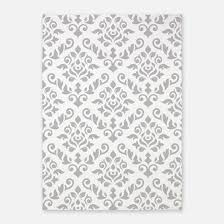 Damask Area Rug Black And White Gray And White Damask Rugs Gray And White Damask Area Rugs