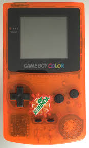 list of game boy colors and styles wikipedia