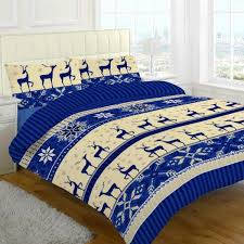 Flannelette Single Duvet Cover New 100 Brushed Cotton Flannelette Thermal Duvet Set With Pillow