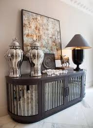 hollywood luxe python leather tower lamps luxury interiors