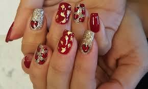 mani pedis with gel jeney u0027s nails livingsocial
