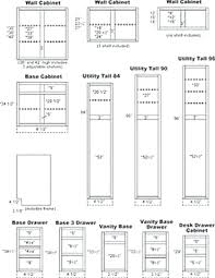 Cabinet Door Dimensions Shaker Cabinet Door Dimensions How To Determine Frame And Panel