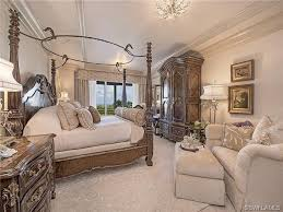 Naples Bedroom Furniture by Grand Formal Master Bedroom Large Antique Furniture Light