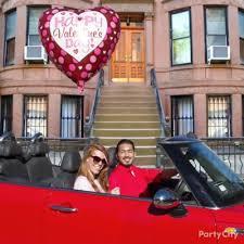 Car Decoration For Valentine S Day by Valentines Day Balloon Centerpiece Idea Valentines Day Balloon