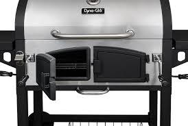 Backyard Grill Charcoal Walmart by Dyna Glo Dgn576snc D X Large Premium Dual Chamber Charcoal Grill