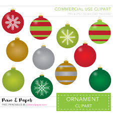 ornaments clipart commercial use pencil and in color
