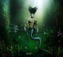 dark mermaid tail png stock wesley souza deviantart