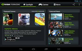 nvidia tegrazone 2 android apps on google play