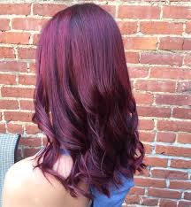 50 bewitching red violet hair color ideas u2014 magical combinations