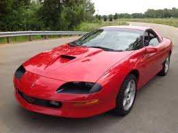 1996 camaro ss for sale sell used 1996 chevrolet camaro z28 ss slp top auto