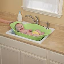 how to bathe baby in sink 1st sink snuggler baby bather