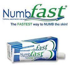 tattoo numbing cream ebay