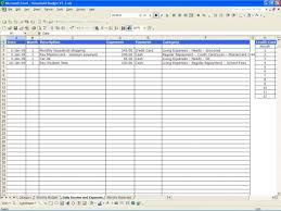 personal finance spreadsheet template spreadsheet templates for