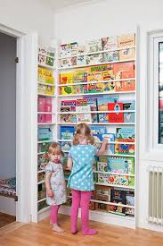 Ikea Spice Rack Bookshelves 8 Clever Ways To Display Your Child U0027s Books Kidsroom Display
