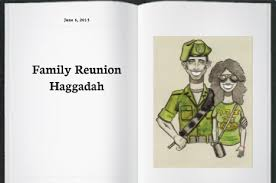santa haggadah make your own passover haggadah haggadot