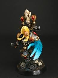 Dominus Bathroom Accessories by Warhammer 40k Geigor Fell Hand Space Wolves Burning Of