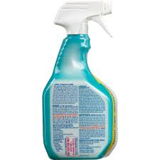 best window cleaner spray clorox bleach gel cleaner spray 30 ounces walmart com