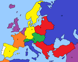 Current Map Of Europe Venetian Italian Supremacy Alternative History Fandom Powered