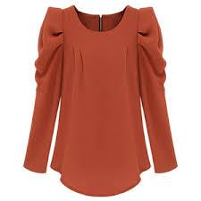sleeve chiffon blouse retro sleeve chiffon blouse retrò polyvore