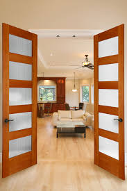 Narrow Doors Interior by Fir 5 Lite French Door With Narrow Reed Glass 607 Doors