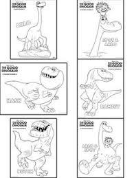 good dinosaur free printable coloring sheets games
