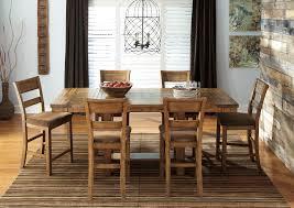 Extension Tables Dining Room Furniture Tucker Furniture Krinden Counter Height Extension Table W 6