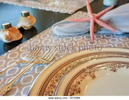 Nautical Themed Dinnerware Sets - nautical themed stock photos u0026 nautical themed stock images alamy