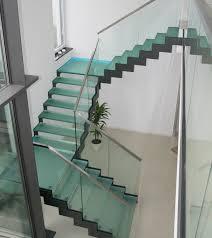 treppen haubner haubner treppen plz 92318 neumark glastreppe mit stahlwangen