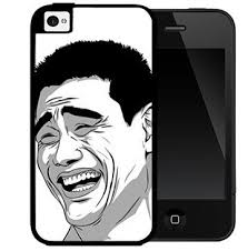 Black Asian Meme - asian guy meme laughing black and white 2 piece dual layer high