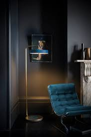 Dark Blue Powder Room Best 10 Dark Painted Walls Ideas On Pinterest Reading Room