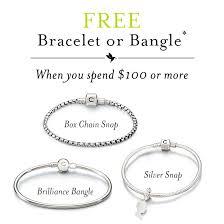 free bracelet images Chamilia free bracelet promo september 2015 charms addict jpg