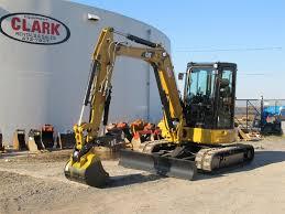 2015 cat 305e2 cr mini excavator construction equipment