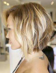 vies of side and back of wavy bob hairstyles 100 hottest bob haircuts for fine hair long and short bob