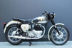 sold bsa a10 gold flash 650cc motorcycle auctions lot y shannons
